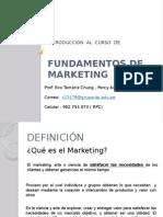 Fundamentos de Marketing 1A