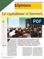 Le Capitalisme et Internet