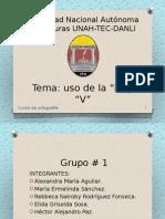 USO de la B,V.pptx