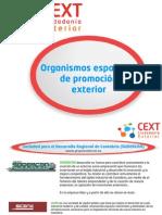 Organismos Españoles de Promoción Exterior