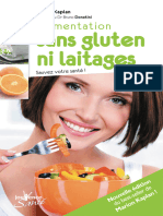 Alimentation Sans Gluten Ni Laitages - Marion Kaplan