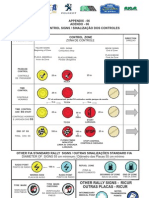 06 ING PORT Appendix Rally Control Signs Adendo Sinalizao Dos Controles