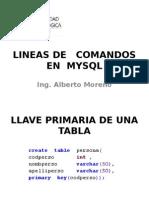 Lineas de Comandos en Mysql 00002 21208