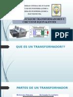 Transformadores y Circuitos Equivalentes