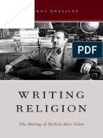 Markus Dressler - Writing Religion the Making of Turkish
