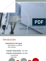 Trastornos Hidroelectroliticos