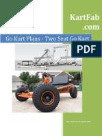 Free Go Kart Plans