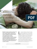 Cosmetica Natural y Eco Regulacio y Clasif