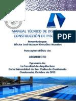 Proceso Constructivo de Piscina.