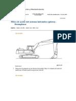 Manual de Operación y Mantenimi 320C 3