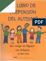 Libro aceptacion del autismo