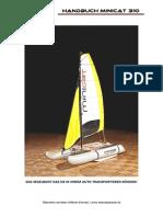 Handbuch Deutsch Minicat 310 ab Modell 2013