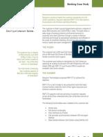 RAP CTI- Banking Case Study