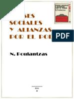 Nicos Poulantzas Clases Sociales y Alianzas Por El Poder