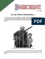«Tu Sei Il Buon Samaritano...»