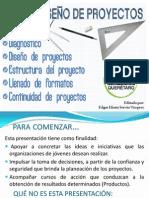Dise�o de proyectos FMQ