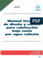 (Manual) Esak - Calefaccion Por Suelo Radiante (Ocr)
