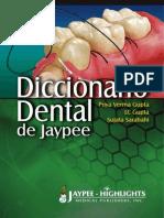 Diccionario Dental de Jaypee