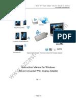 EZCast Manual for Windows