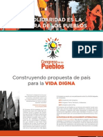 Comisión Internacional Congreso de Los Pueblos