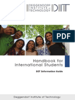 International Handbook - Deggendorf University
