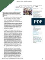 Página_12 __ El País __ ¿Democracia o Capitalismo