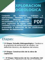 HIDREOGEOLOGICA