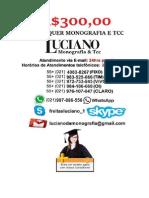 curitiba 03 TCC E MONOGRAFIA R$300,00