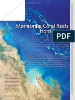 Monitoring Coral Reefs from Space Eakin Et Al 2010
