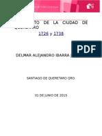 Acueducto de La Ciudad de Querétaro