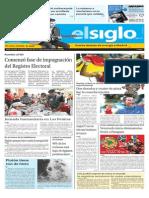 Edicion Impresa El Siglo 26-07-2015