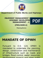 Overview of Pavement Management System