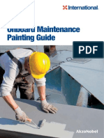 Onboard Maintenance Painting Guide