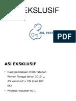 Asi Ekslusif Print