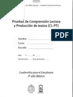 CL PT 1°Basico
