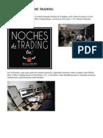 EVENTO NOCHES DE TRADING