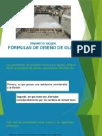 Formulas de Older-pavimentos