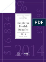 2014 Employer Health Benefits Survey Full Report