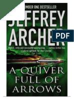 Archer, Jeffrey - O Tolba Plină Cu Săgeți