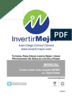 ManualCrearCuentaZuluTrade-Proveedores-InvertirMejor