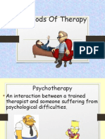 Method of Therapy