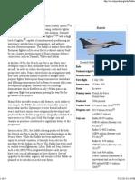Dassault Rafale - Wikipedia, The Free Encyclopedia