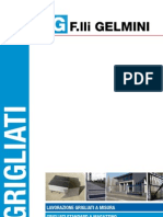 F.lli Gelmini srl - Catalogo Grigliati