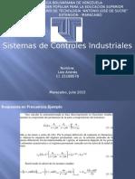 Andres Lois Sistemas de controles industriales