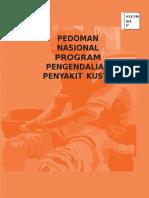 Buku Pedoman Kusta 2012