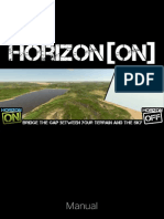 Horizon[on] - Manual