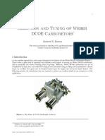 weber 40 dcoe carburetor manual pdf