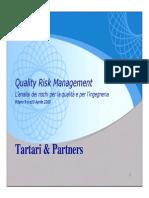 QRM Tartari&Partners CD