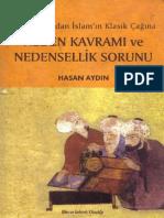 Hasan Aydın - Neden Kavramı Ve Nedensellik Sorunu