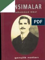 Muhammed İkbal - YANSIMALAR - Gençlik Notları
